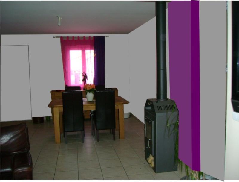 peindre murs du salon en violet page 2. Black Bedroom Furniture Sets. Home Design Ideas