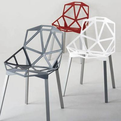 Chaise chair one magis for Grcic konstantin chair one