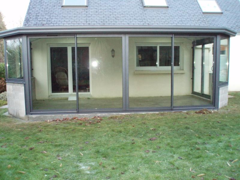 D coration d 39 une v randa version extension de maison - Quel prix pour une veranda ...