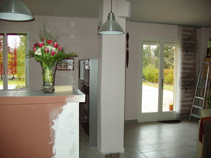 relooker un pilier. Black Bedroom Furniture Sets. Home Design Ideas