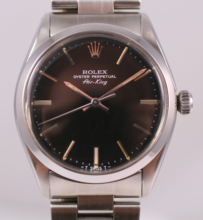 rolex air king prix