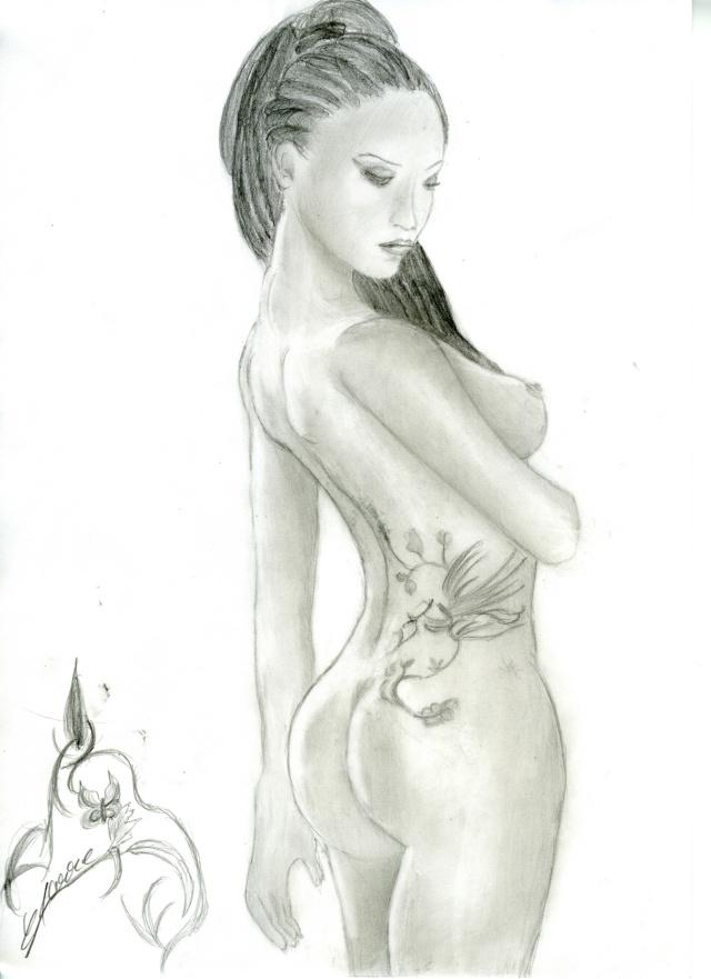 dessin animé nue escort oullins