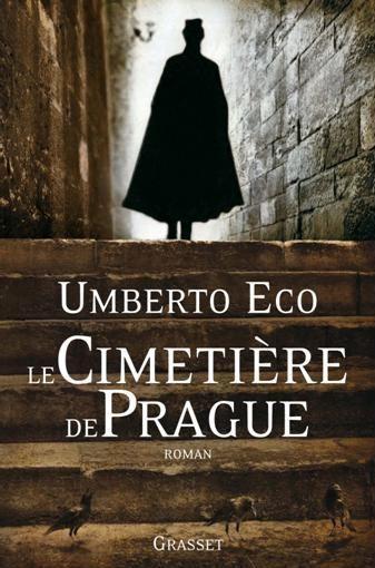 Le cimetière de Prague - Eco Umberto dans Roman comtemporain 12611