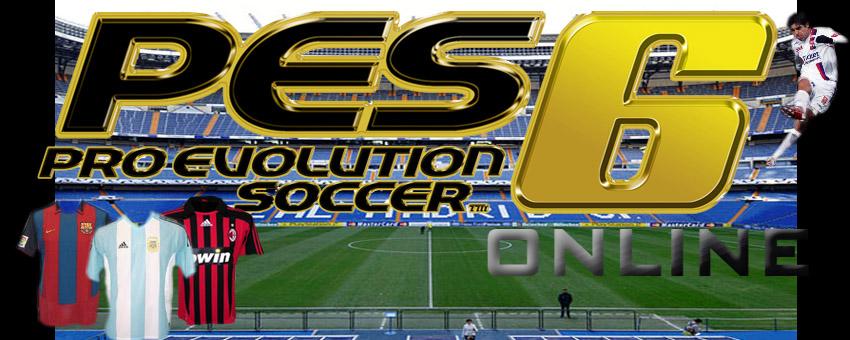 Pes6 online liga