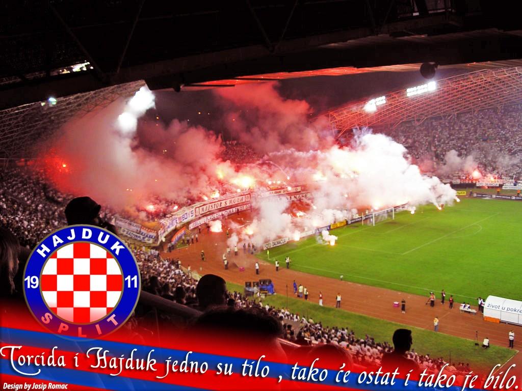 Hajduk Split - Dinamo Zagreb   Canal Rojadirecta nº 2