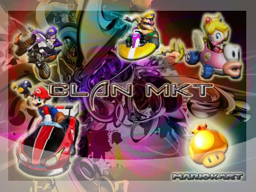 mario kart team