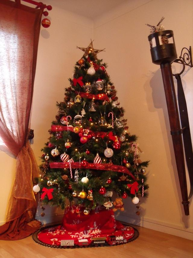 Concours mon beau sapin for Decoration noel traditionnel
