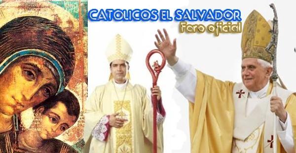 Catolicos El Salvador