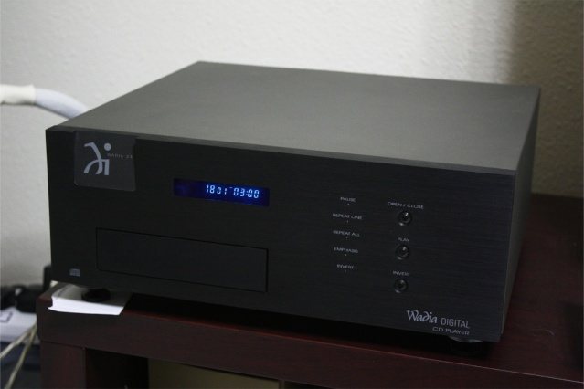 Wadia 23 Cd Player Used Sold