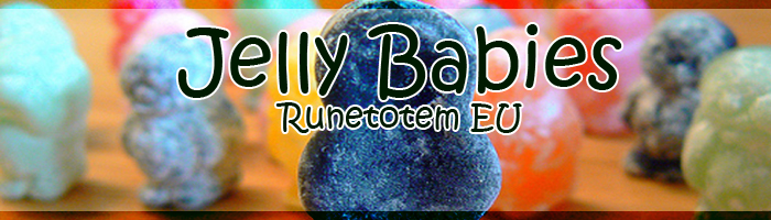 Jelly Babies Of Runetotem EU