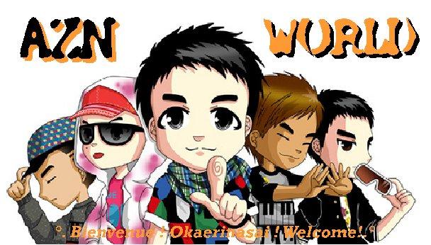 AZN WORLD POWA