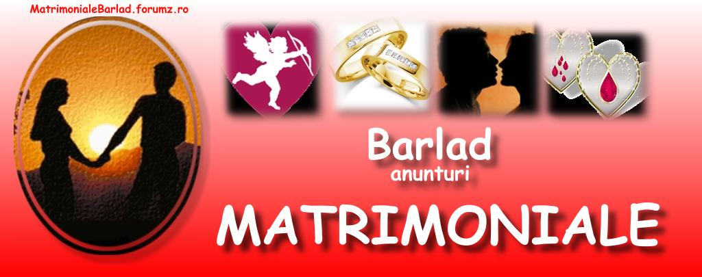 Barlad - Anunturi matrimoniale
