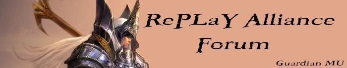 RePLaY Guild Forum