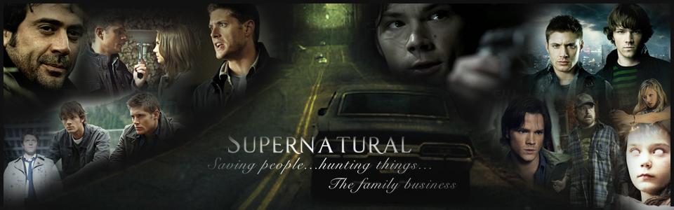 Supernatural Türkiye Fan Sitesi