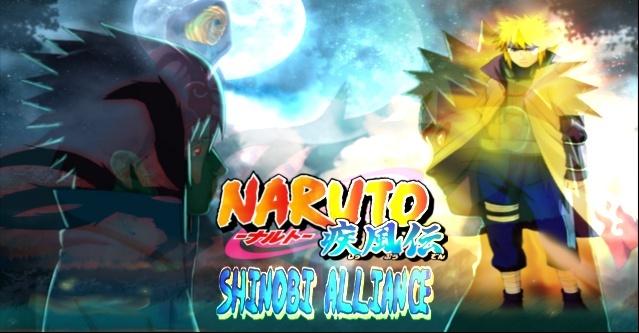 Naruto Shinobi Alliance RPG