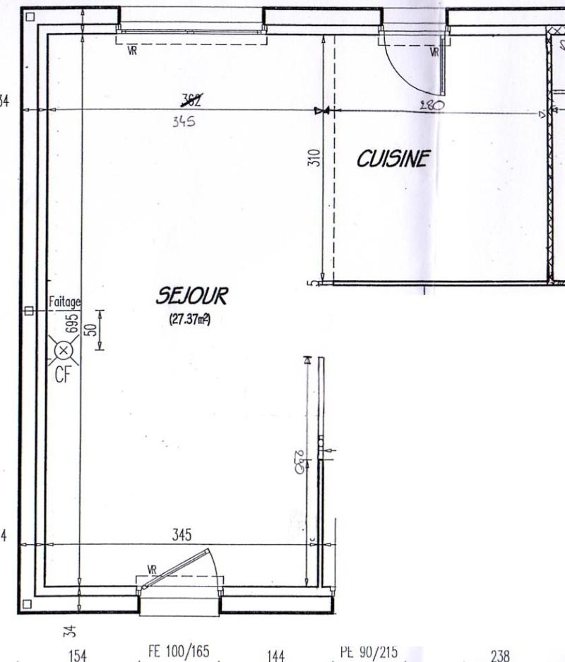 Plan cuisine ouverte salle manger ukbix for Plan cuisine ouverte salle manger