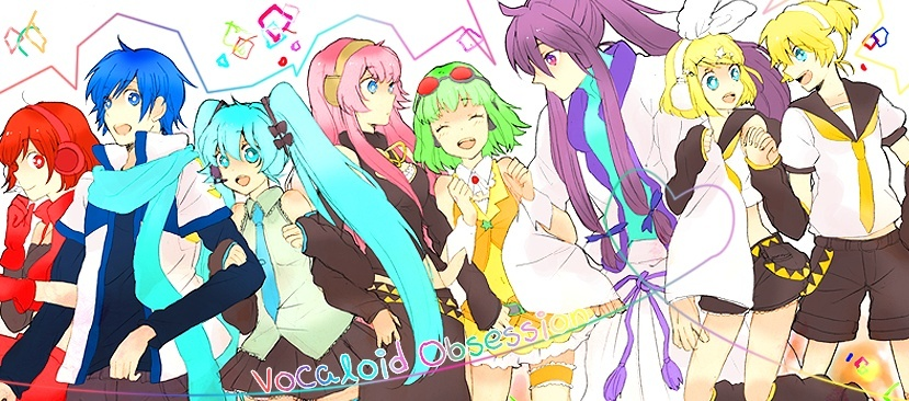 Vocaloid Obsession