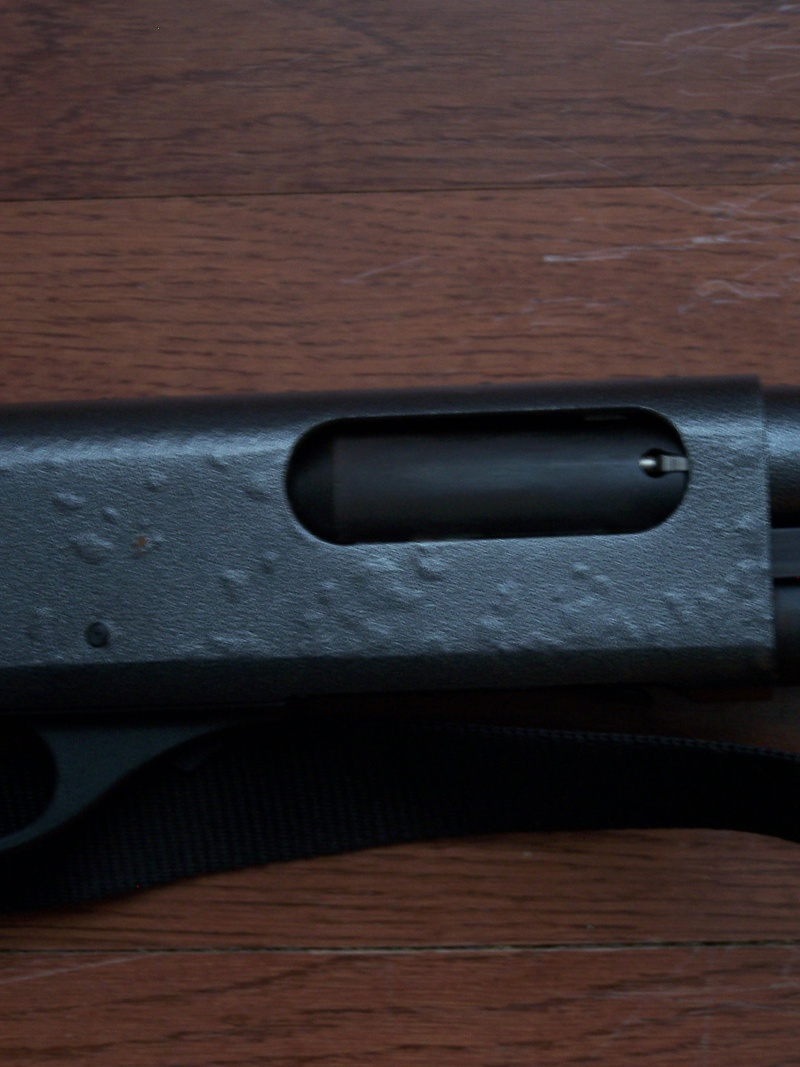how to clean a remington 870 tactical