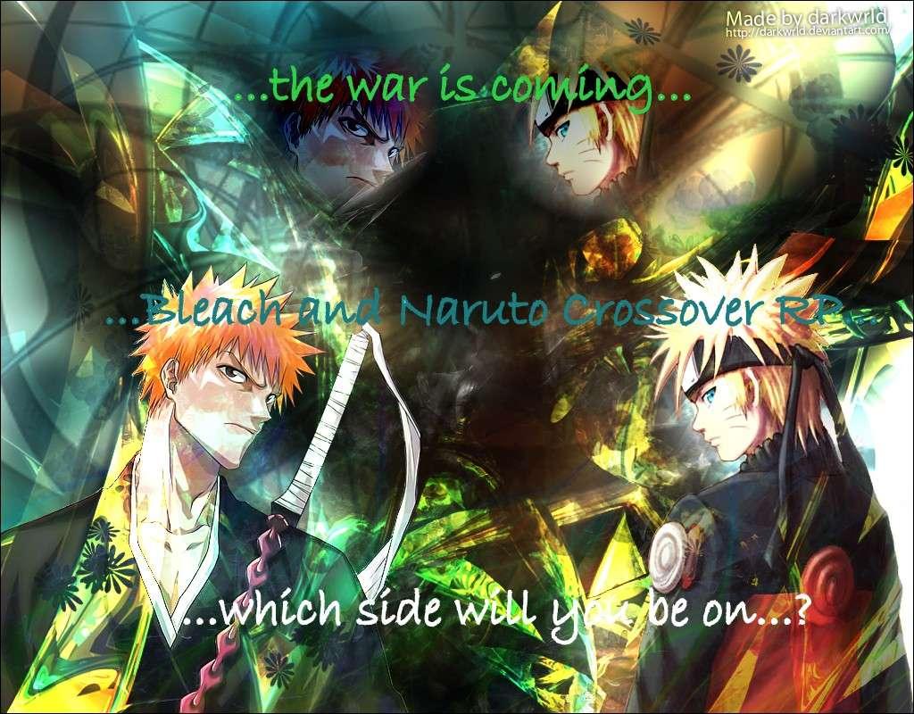 Bleach & Naruto crossover