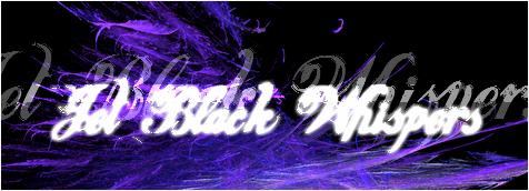 Jet Black Whispers