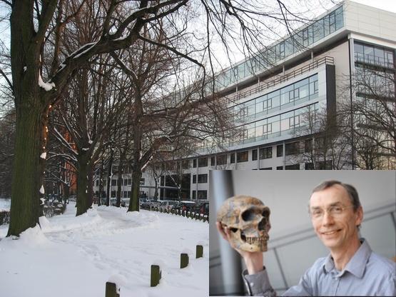 paléoantropologie néandertal Institut Max-Planck Max Planck Institute for Evolutionary Anthropology Leipzig Allemagne sapiens homo homme génome ADN identique 1 à 4% heidelbergensis Svante Pääbo Neandertal Genome Project