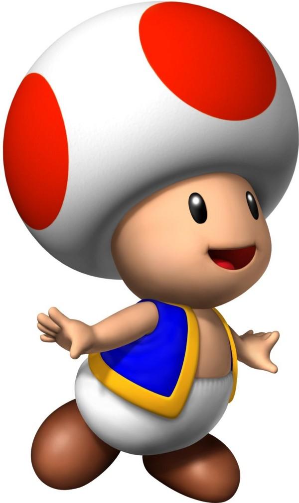 dans Mario bros toad11