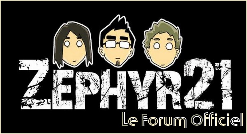 Zéphyr 21, le forum officiel