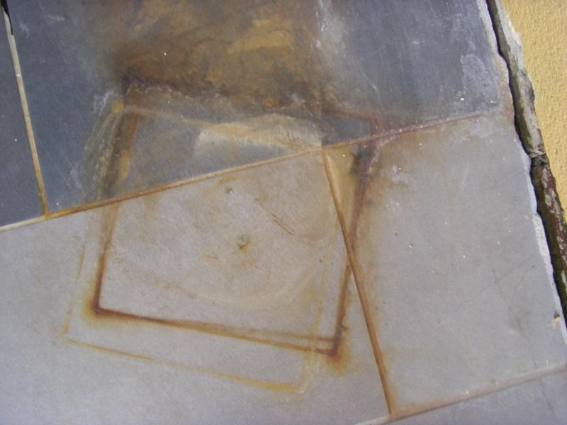 Comment enlever de la rouille sur du carrelage blog de for Enlever de la rouille sur carrelage