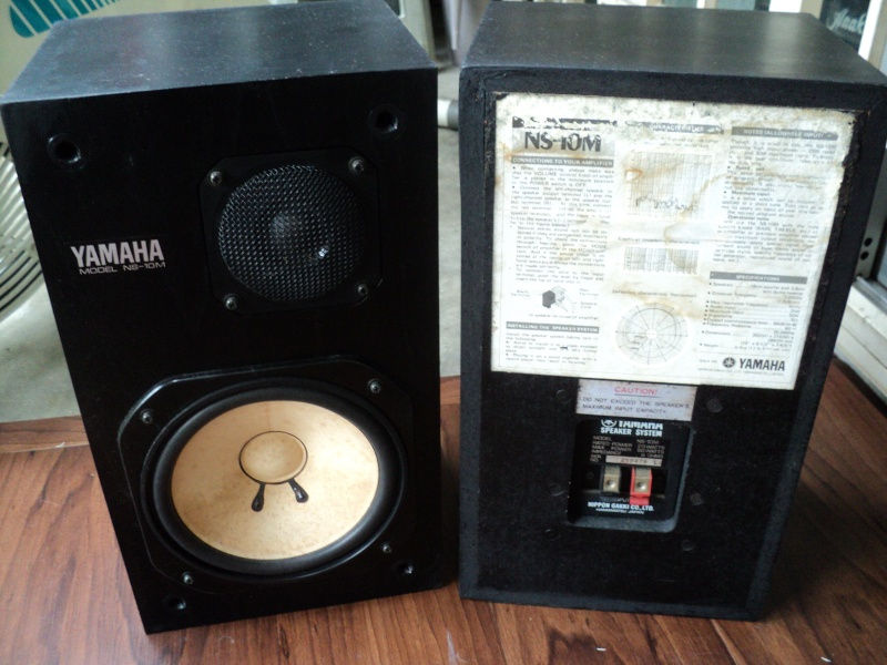 Yamaha Ns10m Used Sold