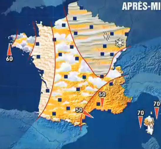 21.01.10 Apparitions lumineuses sur Perpignan