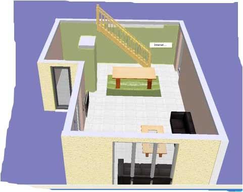 faby et une pi ce de plus salon salle manger page 3. Black Bedroom Furniture Sets. Home Design Ideas
