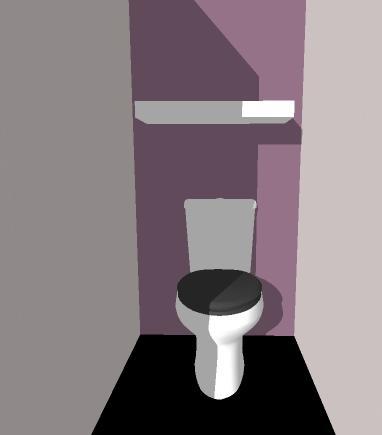 D corer mon toilette page 4 - Peindre les toilettes ...