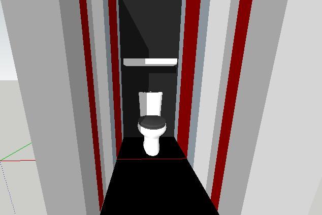 D corer mon toilette page 3 - Relooker ses toilettes ...