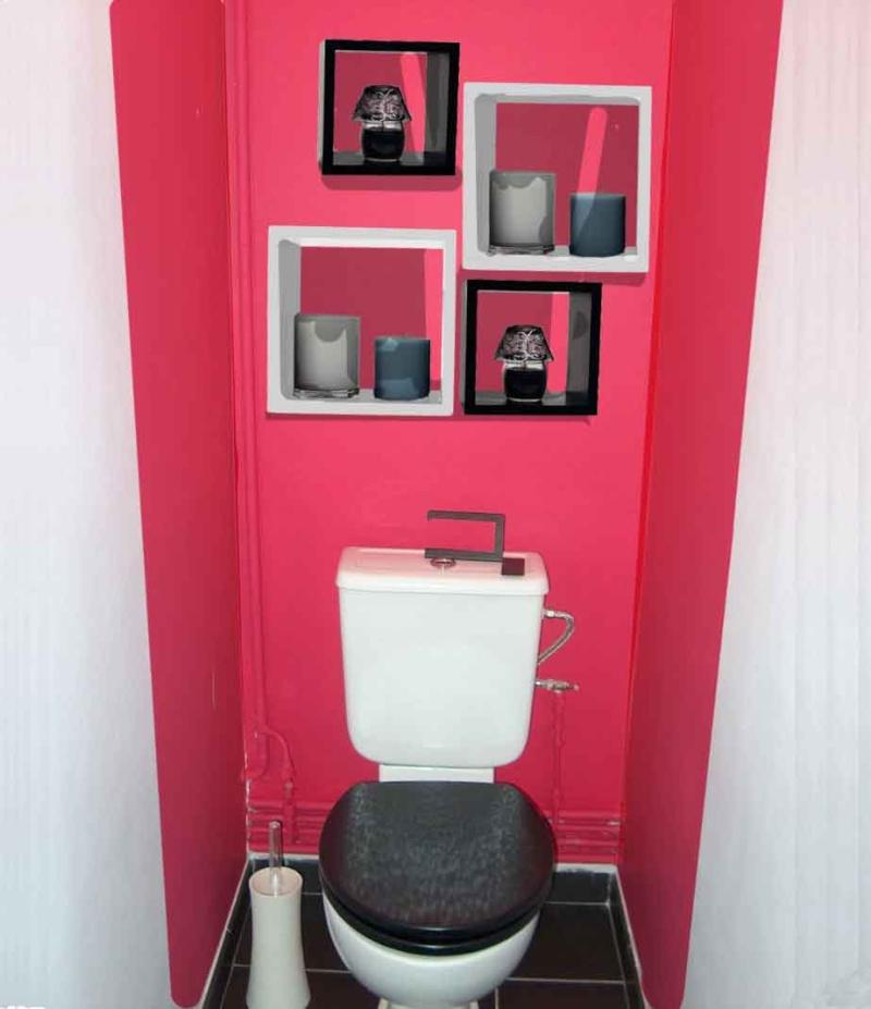 D corer mon toilette page 12 - Relooker ses wc ...