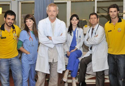 Central Serie Hospital Central Fue Una Serie