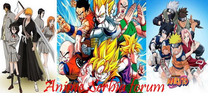 Anime Serbia forum