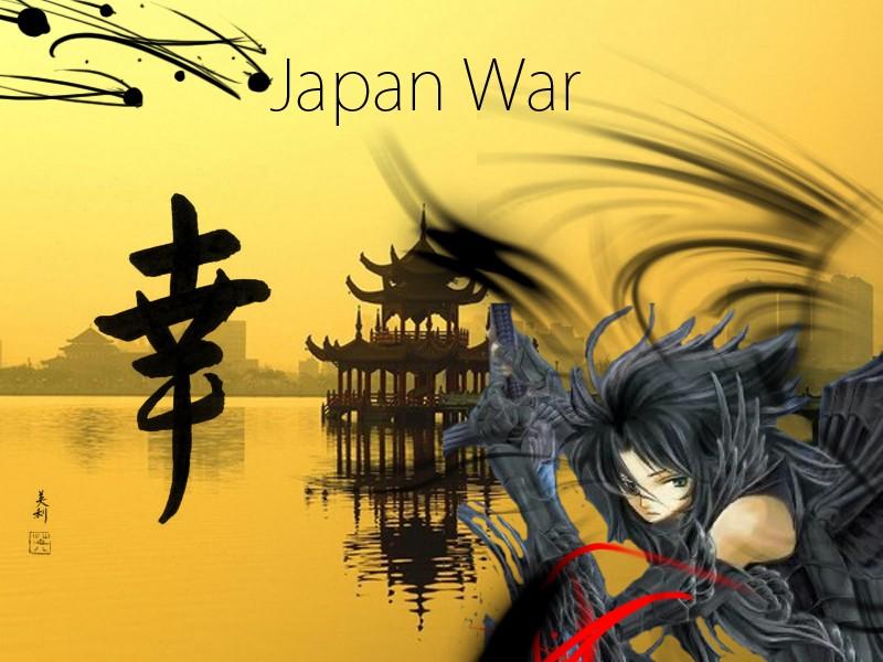 Japan war