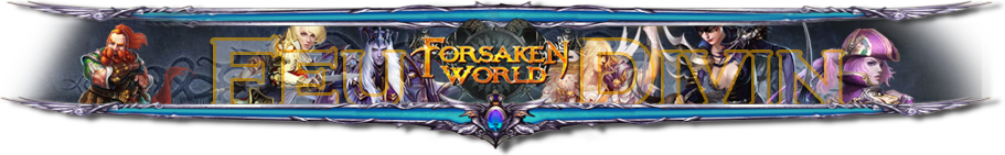 FeuDivin Guilde Forsaken World ~ ForsakenWorld Fr
