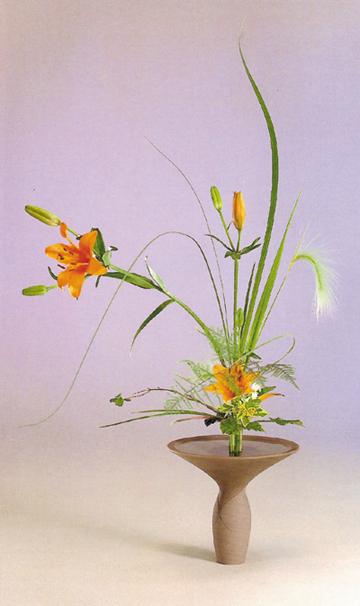 L'Ikebana, l'art floral japonais