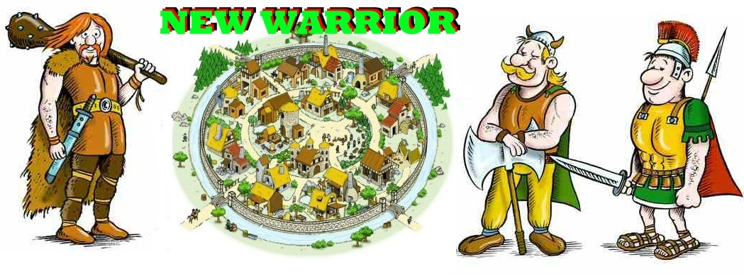 new-warrior