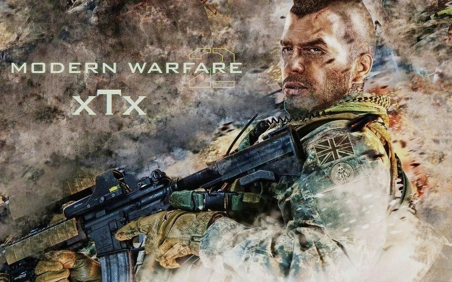 modern warfare 2 team xTx