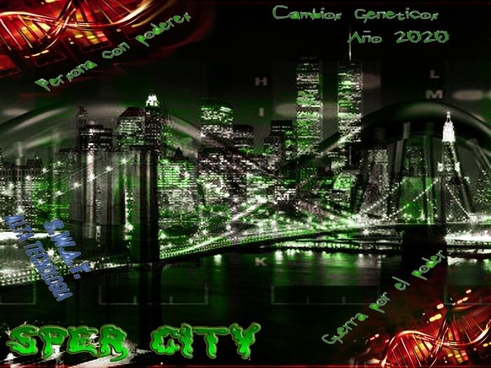 Spers City