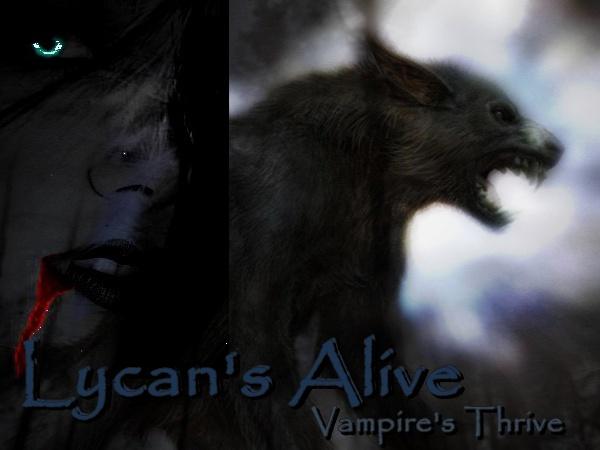 Lycans Alive