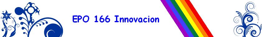 EPO 166- Innovacion