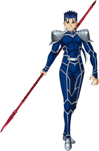 Lancer Fate Stay Night on Lancer    Le Servant Lancier