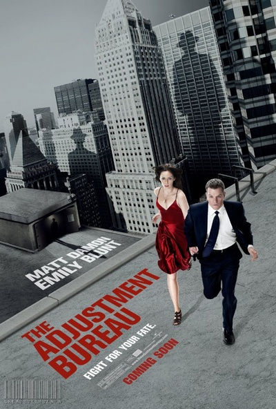 The Adjustment Bureau (2011) TS XviD-DMZ