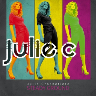 Julie C - Steady Ground 2011-C4