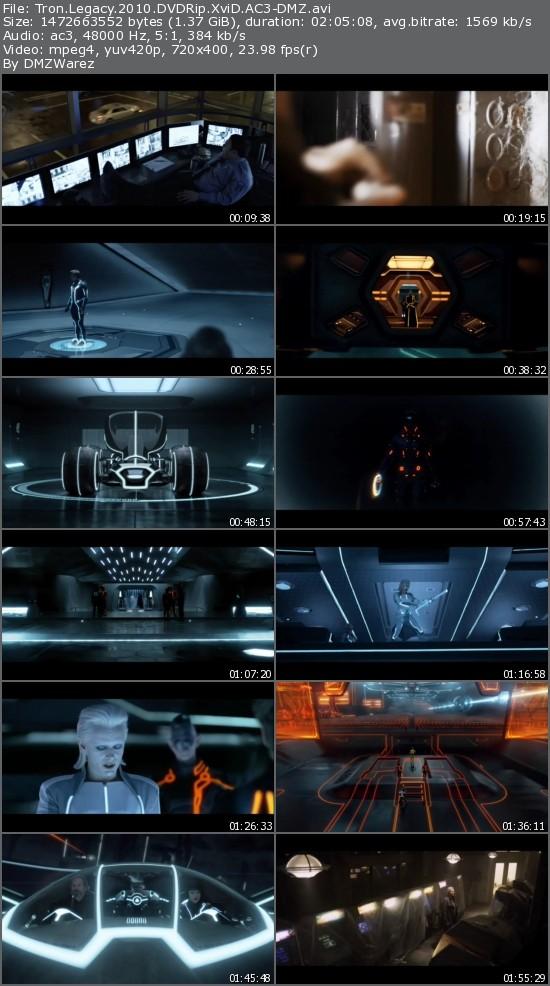 TRON: Legacy (2010) DVDRip XviD AC3-DMZ