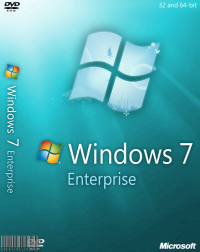 Microsoft Windows 7 Enterprise x86 & x64 SP1 Integrated March 2011-BIE