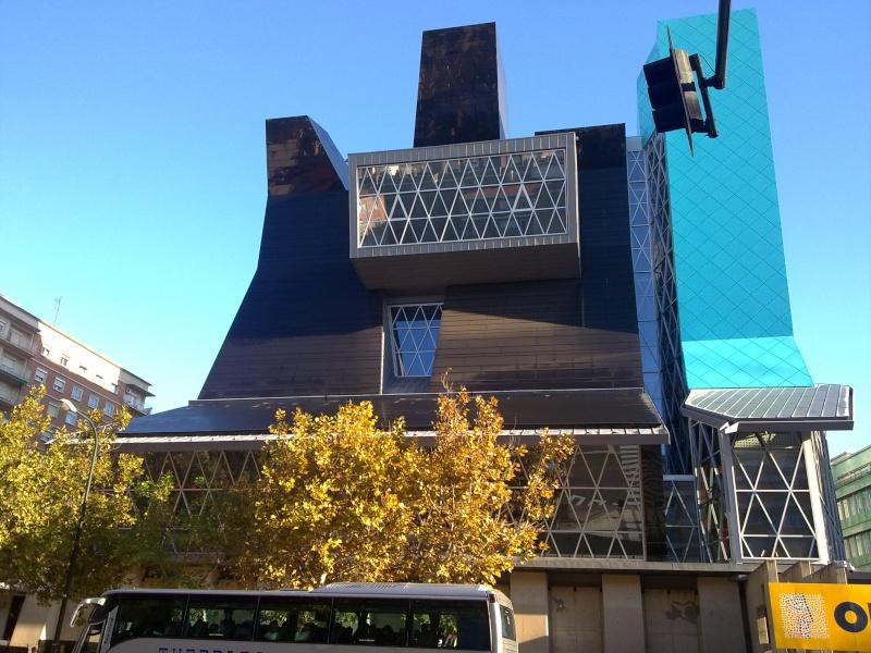 Museo Pablo Serrano Zaragoza